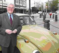 South Canterbury Finance's Allan Hubbard