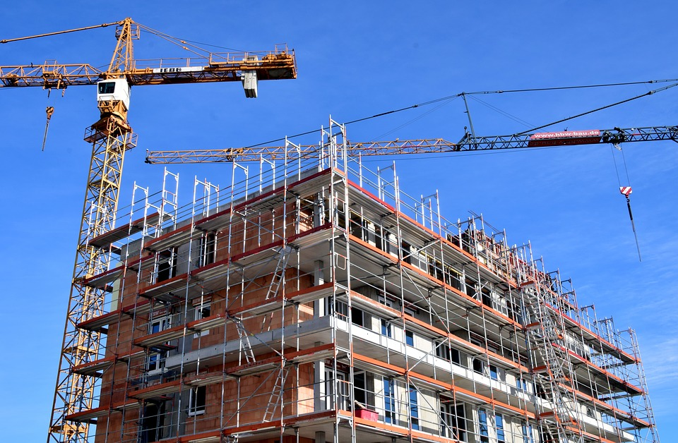 Non-residential construction shows strong growth in ...