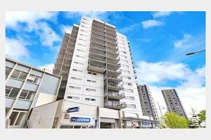 Two Apartments In The Forte Building Were Sold Under Hammer One For 265 000 And Other 255