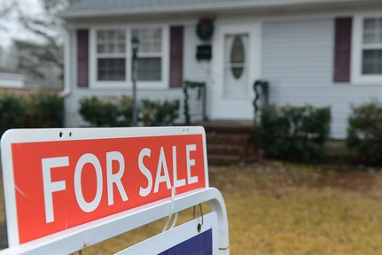 The Number Of Homes Sold Last Month Was The Lowest In