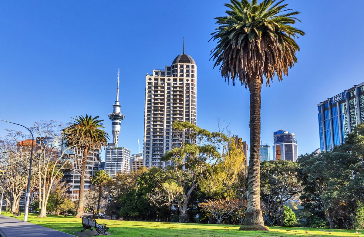 An Apartment In The Metropolis Building Auckland Sold For 523 000