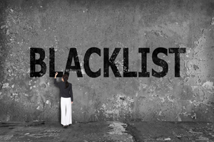 Lawyer explains what it takes to get blacklisted by your