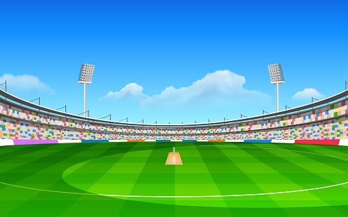 Gareth Kiernan Has A World Cup Cricket Themed Look At