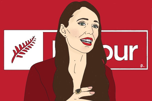 Support For Labour Nz First Greens Government Up From