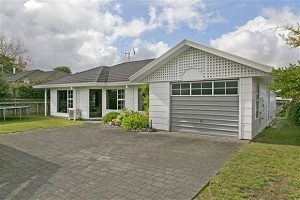 This house at Nukuhau in Taupo sold for $357,000.