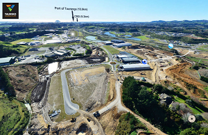 Tauriko Business Estate as at July 2015